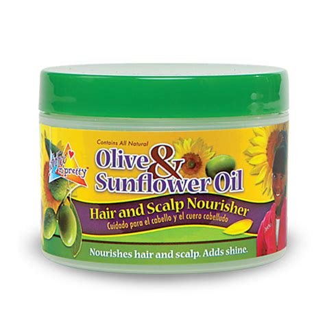 sunflower oil hair products sofn freen pretty olive sunflower oil hair and scalp