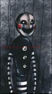 Fnaf2 puppet marionette by cageyshick05 on deviantart