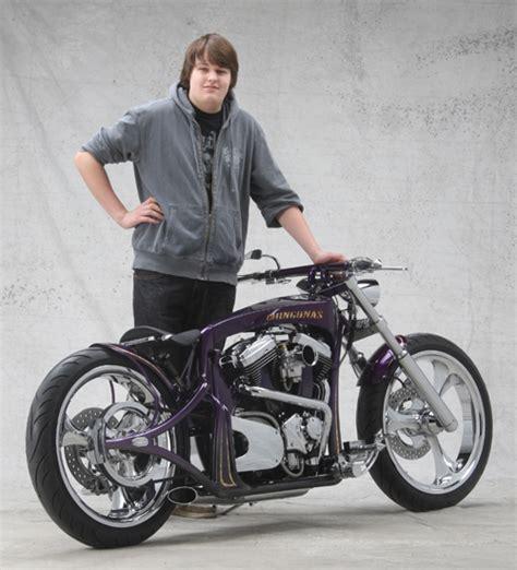 neue len neuer am customizerhimmel len kodlin custombike