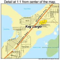 key largo florida map 1236375