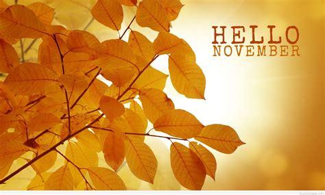 autumn november