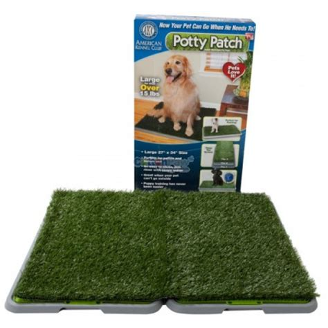 potty patch for dogs indoor pet potty pad toilet loo 3 tier dogs cats xl