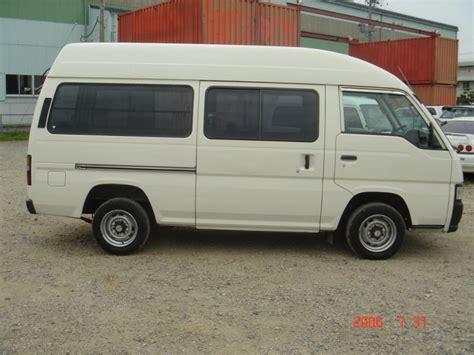 Vans 2d nissan homy 3 2d 1997 used for sale