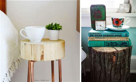 costruire comodino legno al naturale mania come piace a te