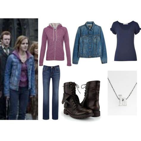 Hermione Granger Wardrobe hermione granger deathly hallows 6 created by