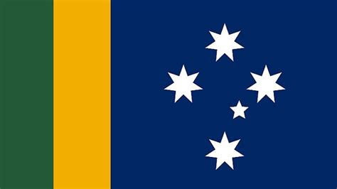Backyard Plans Ausflag Unveils New Aussie Flag To Be Used At Sporting
