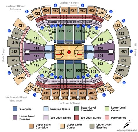 Seating At Toyota Center Cheap Toyota Center Tx Tickets