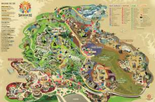 San Diego Zoo Map by Day 93 Visit The San Diego Zoo Society For Nutrition