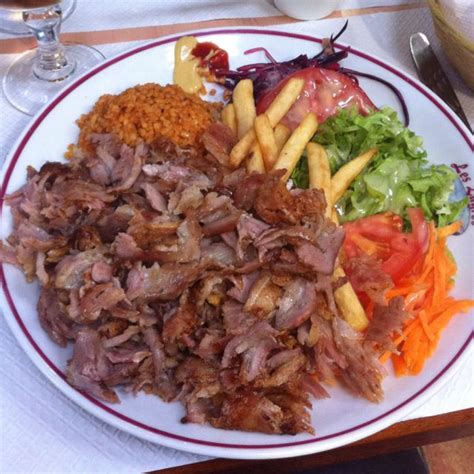 Kebab Fullmeat Original assiette kebab le zagros ii lyon par food reporter