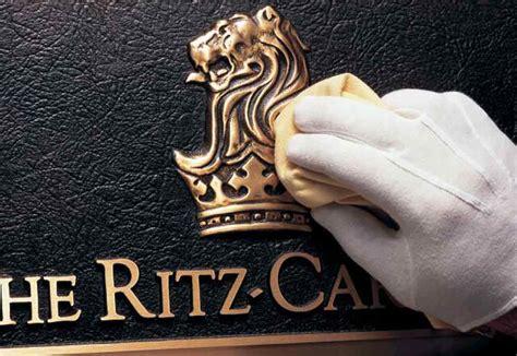 ritz carlton the ritz carlton ladies and gentlemen serving ladies and