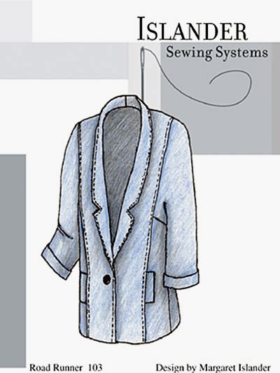 dot pattern system sewing islander sewing systems 103 road runner pattern