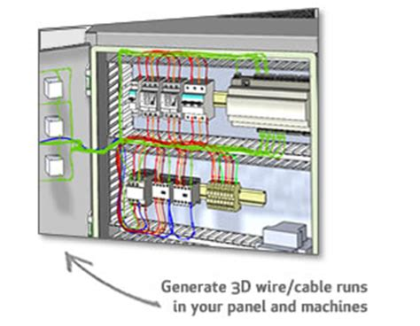 get wired solidworks electrical goengineer