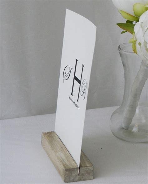 diy table number holders best 25 table number holders ideas on wedding
