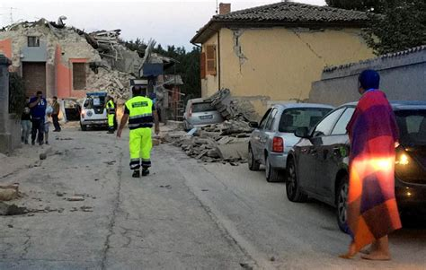 earthquake update italy earthquake update deaths confirmed after 6 2