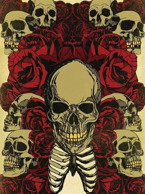 red roses amp skulls sugar and spice and everything nice
