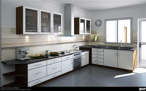 poign馥 de cuisine design 3dvf com portfolio de filali mohamed filadsn