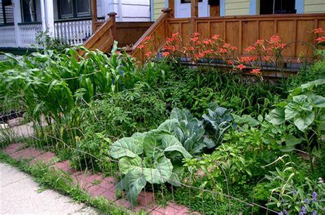 Vegetable Garden In Front Yard Calendar Picks Of The Week The Corvallis Advocate