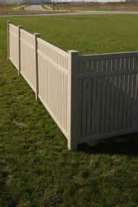 kroy vinyl privacy fence price fences