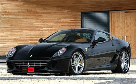 599 gtb fiorano black 599 black wallpaper 1280x800 9076