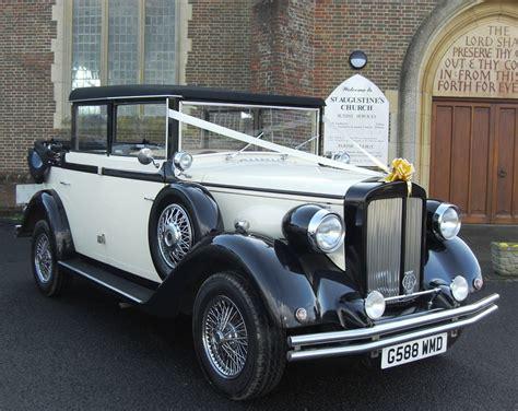 Wedding Car Uckfield by Regent Vintage Style Regent Wedding Car In Uckfield