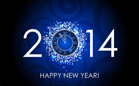 happy new year 2014 holiday hd wallpaper 2560x1600 6341