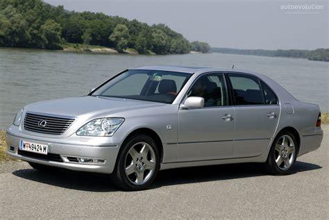 lexus ls430 lexus ls 2003 2004 2005 2006 autoevolution