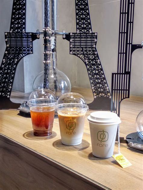 americano pas rasanya review ika nurhayati  restoran fore coffee senopati