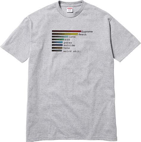 supreme t shirt supreme 18ss コレクションのtシャツ一覧ページ1