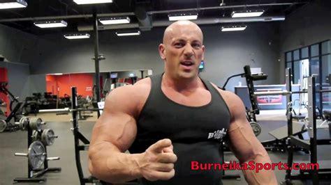 iron house gym robert burneika iron house gym part 2 youtube