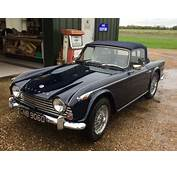 1966 Triumph TR4A For Sale  Car And Classic