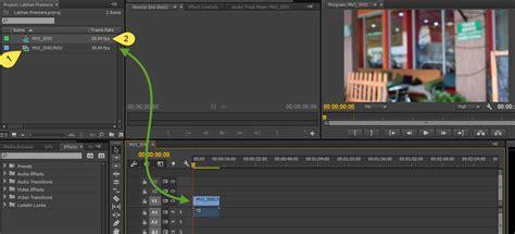 membuat watermark di adobe premiere membuat tulisan pada video dengan adobe premiere pro