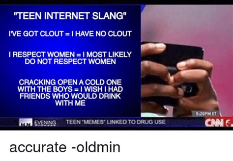 Internet Slang Meme - pictures what does clout mean in slang anatomy diagram