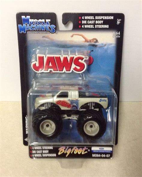 toy bigfoot monster diecast hobbies and vehicles on pinterest