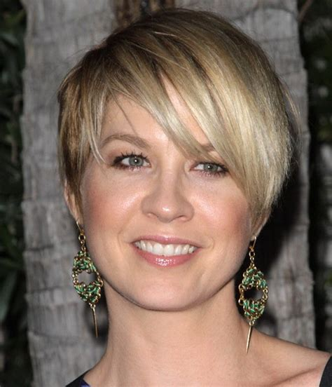 hairstyles for thin hair round face over 40 best short hairstyles for round face cinefog