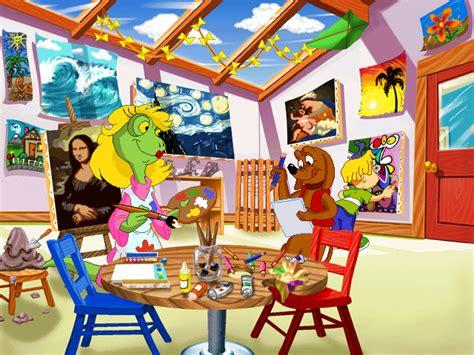 Pc Jump Start Kindergarten jumpstart 1st grade screenshots for windows mobygames