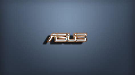 Wallpaper Asus Zen Silver | golden and silver 3d asus logo wallpaper