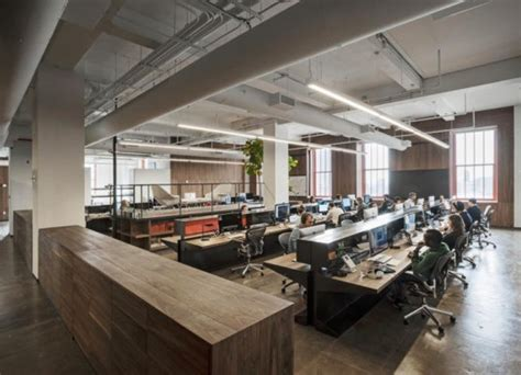 World Kitchen Headquarters by Tour Fifty Three S Awe Inspiring Office Filled With