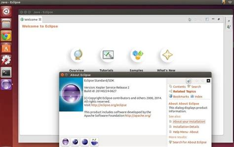 Tutorial Eclipse Ubuntu | how to install the latest eclipse release in ubuntu 14 04