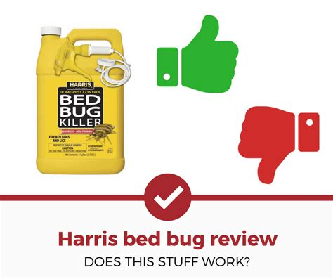 harris bed bug spray reviews harris bed bug killer review in depth analysis pest