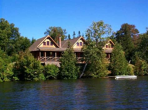 Rangeley Maine Cabins For Rent by Narramantic Island Lodge Cabin Rentals On Rangeley Lake