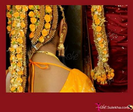 bridal hairstyles for reception in chennai tamilnadu bridal hairstyles pictures