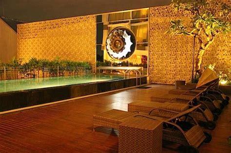 agoda grand aston yogyakarta hotel pool at night smoking area 2 picture of grand