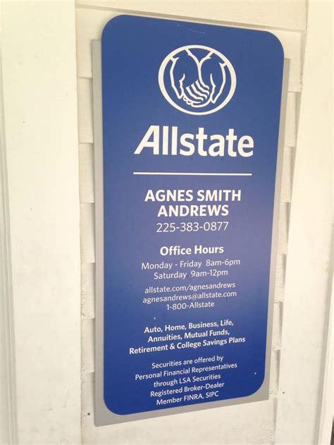 Auto Insurance Baton by Allstate Car Insurance In Baton La Agnes