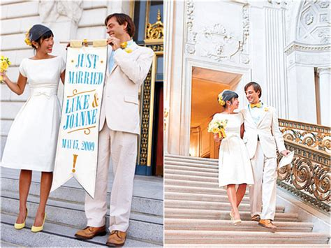 Wedding Banners At City by Inspired By These City Weddings Inspired By This