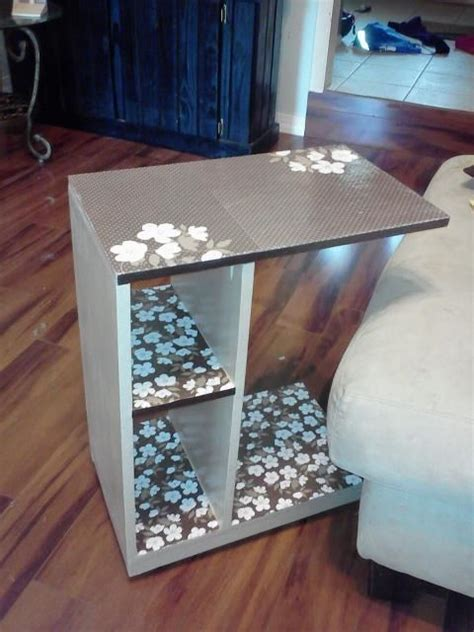 rolling sofa table rolling sofa table do it yourself home projects from