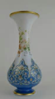Opaline Glass Vase by Antiques Atlas Late 19th Century Opaline Glass Vase
