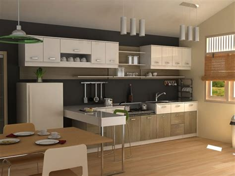 Modern Kitchen Furniture by Kitchen Cabinets For Small Spaces Afreakatheart