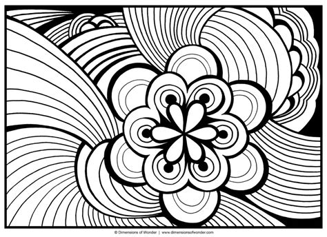 Abstract Coloring Pages For Adults And Artists | coloring pages abstract art coloring pages abstract
