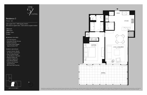 one57 floor plans one57 floor plan meze