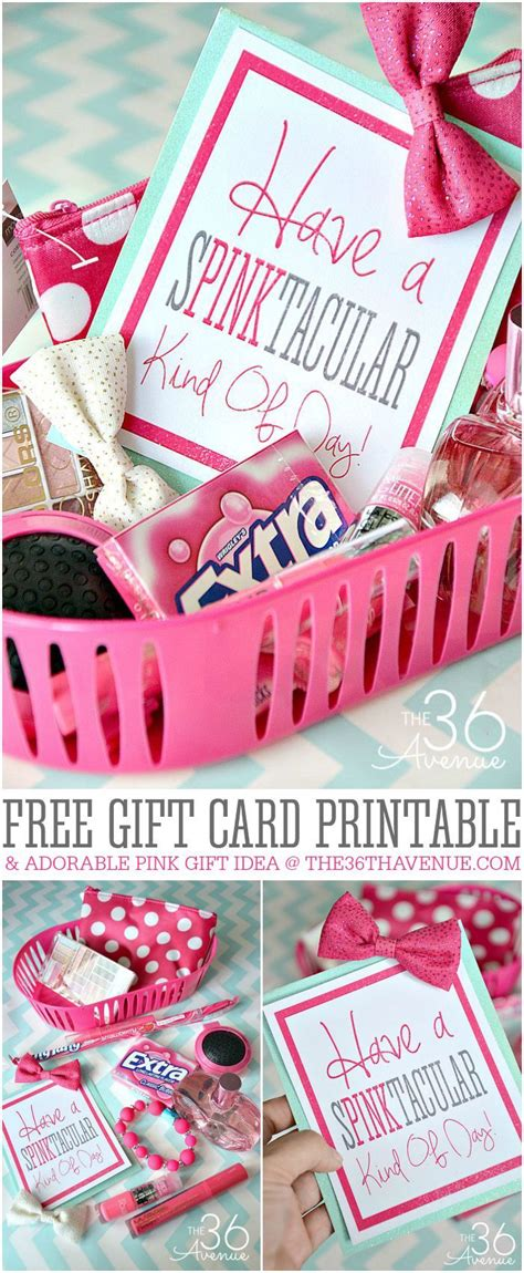 printable diy gift cards 17 best ideas about secret sister gifts on pinterest diy